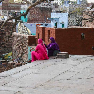 in Fatehpur Sikri