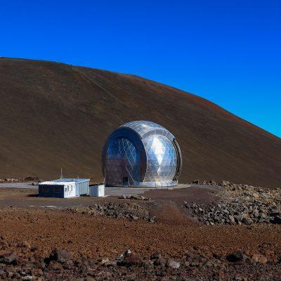 weiteres Observatorium auf Mauna Kea