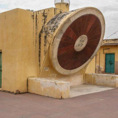 die alte Sternwarte in Jaipur