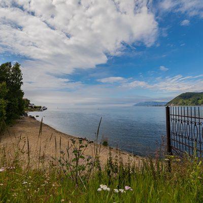 Listwijanka: Baikalsee und Angara