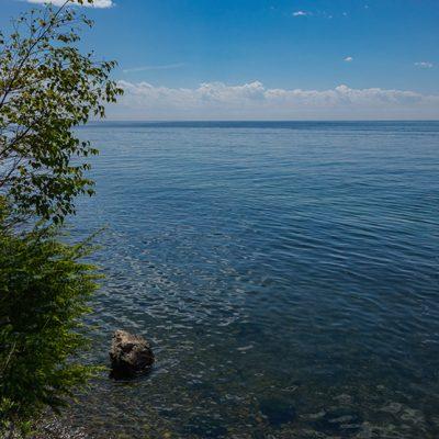 Listwijanka: der Baikalsee