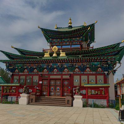 Buddhistisches Kloster bei Ulan Ude