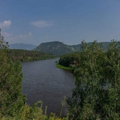 Der Fluss Barguzin